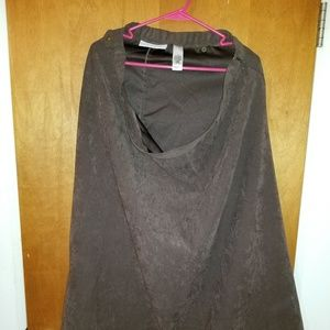 Womans Suede skirt